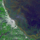Argentine Flooding Observed by NASA Satellite